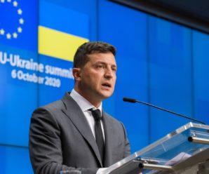 """Зеленський зробив резонансну заяву щодо """"промислового безвізу"""" з ЄС"""