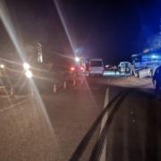 Автобус із пасажирами розбився на трасі: є жертви
