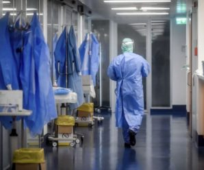 У лікарнях Прикарпаття перебуває понад тисяча пацієнтів із COVID-19
