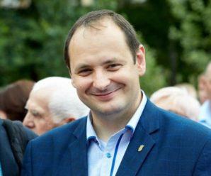 Руслан Марцінків потрапив у ТОП-10 найпопулярніших мерів України