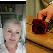 Вікторію Вовкодуб поховають в Італії Світла і Вічная пам'ять…