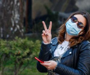 Міністр юстиції повідомив, чи штрафуватимуть українців за відсутність маски на вулиці