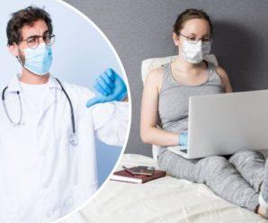 Лікар розповів, хто не підчепить COVID-19 навіть після контакту з хворим