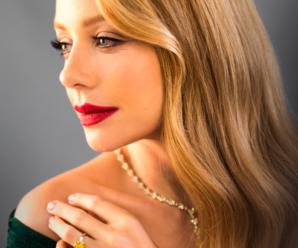 Франківчанка Тіна Кароль з'явилася на обкладинці книги Vogue (фото)