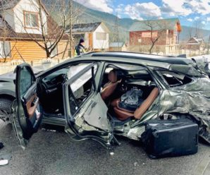 У поліції розповіли деталі смертельної ДТП на Прикарпатті (ФОТО)