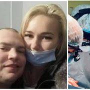 Дружина чоловіка, якому пересадили серце, зворушливо подякувала родині донорки