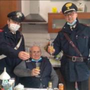В Італії самотній пенсіонер викликав поліцейських, щоб відсвяткувати разом Різдво