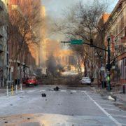 Знесло майже цілий квартал: В США прогримів потужний вибух, поліція підозрює теракт (фото, відео)