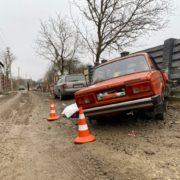 ДТП і раптова смерть: у Франківську водієві стало зле за кермом (ФОТО)