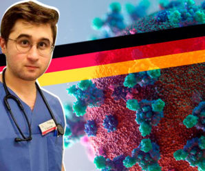Як виявляють і лікують коронавірус. Розповідь українського лікаря-анестезіолога з Німеччини