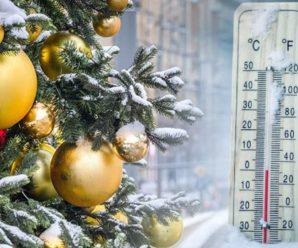 Синоптики повідомили, якою буде погода на Різдво в Україні