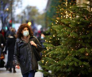 У МОЗ попередили про ризик інфікування новим штамом коронавірусу на новорічні свята