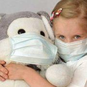 Мутований коронавірус заражає більше дітей