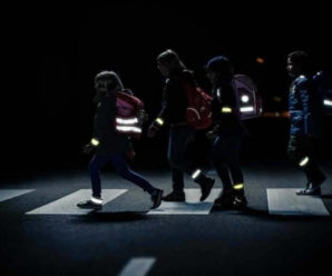 Прикарпатські поліцейські розпочали акцію «Познач себе у темряві! Безпека – понад усе!» (ВІДЕО)