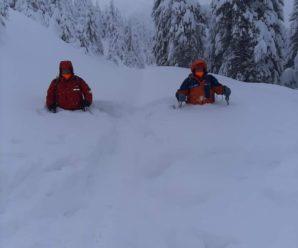 Заблукалого в горах туриста знайшли живим