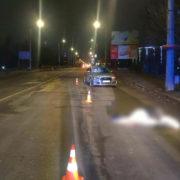 Смертельна ДТП у Франківську: водій збив пішохода. ФОТО