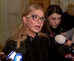 """""""Повертайтесь у свої """"95-ті квартали!"""": Тимошенко відкрито оголосила війну Зеленському і всій його команді"""