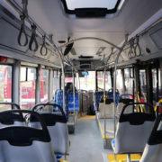 У лютому комунальний транспорт в Івано-Франківській ОТГ їздитиме по-новому