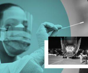 Виявили ознаку швидкої смерті від коронавірусу