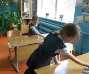 Учнів не дозволять залучати до прибирання класів