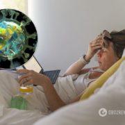 """Названо головні теорії існування """"затяжного коронавірусу"""""""