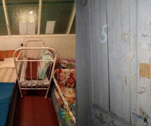 """В одній з українських лікарень хворих на COVID-19 дітей лікують у """"сараї"""": фото"""