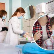У дітей виявили симптом COVID-19, який можна сплутати з іншою хворобою