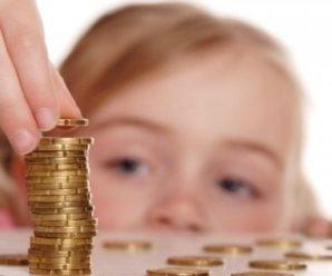 В Україні вдвічі збільшать прожитковий мінімум для дітей