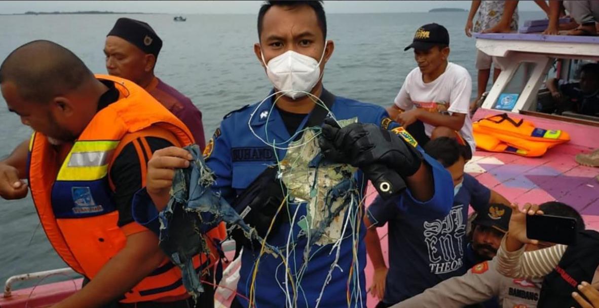 Аварія Boeing 737-500 в Індонезії: названа основна версія катастрофи