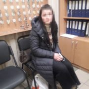 В Івано-Франківську за крадіжку в супермаркеті затримали молоду жінку (ФОТО)