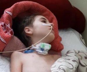 Важка хвороба мозку: 11-річній Кароліні потрібна допомога (ФОТО)