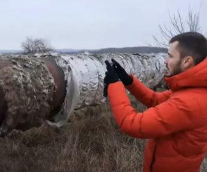 На Франківщині — одна з найгірших теплотрас в Україні (відео)