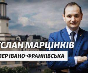 Руслан Марцінків увійшов у ТОП-100 перспективних українських політиків
