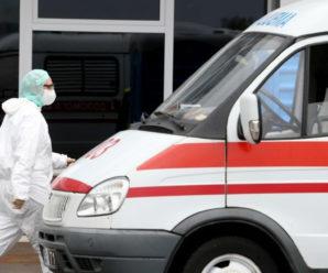 Майже 70% медиків екстреної допомоги Прикарпаття перехворіли на COVID-19