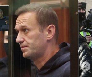 Навального засудили до 3,5 років колонії: в Росії готуються до протестів