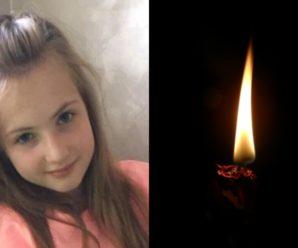 Відійшла у вічність 13-річна дівчинка, яка тривалий час боролась з пухлиною головного мозку (фото)