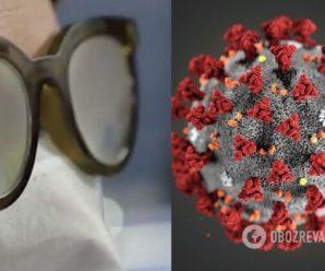 Вчені заявили, що люди в окулярах рідше заражаються COVID-19
