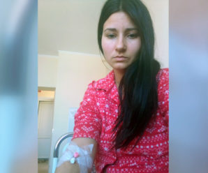 Хвора на Covid-19 прикарпатка, розповіла про перебіг хвороби та ситуацію у лікарні