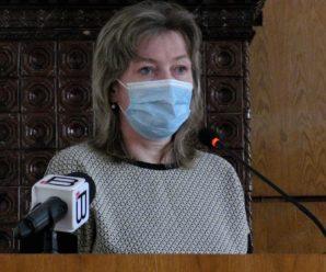 Є підозра, що в область зайшов британський штам коронавірусу — Наталія Кінаш