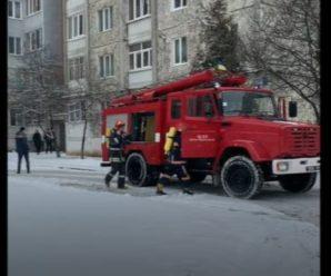 У багатоквартирному будинку на Івасюка стався вибух (ФОТО, ВІДЕО)