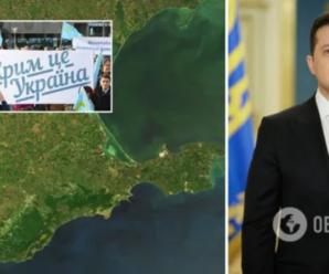Зеленський – Росії: щоб припинити нашу ненависть, поверніть Крим