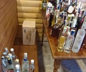 У Франківську пенсіонера оштрафували на 100 тисяч за безакцизний алкоголь