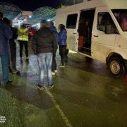 Мешканці Прикарпаття та Львівщини нелегально переправляли мігрантів в ЄС (ФОТО)