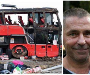 У ДТП автобуса в Польщі загинув чоловік Альберт Кудін, потрібна допомога у транспортування тіла