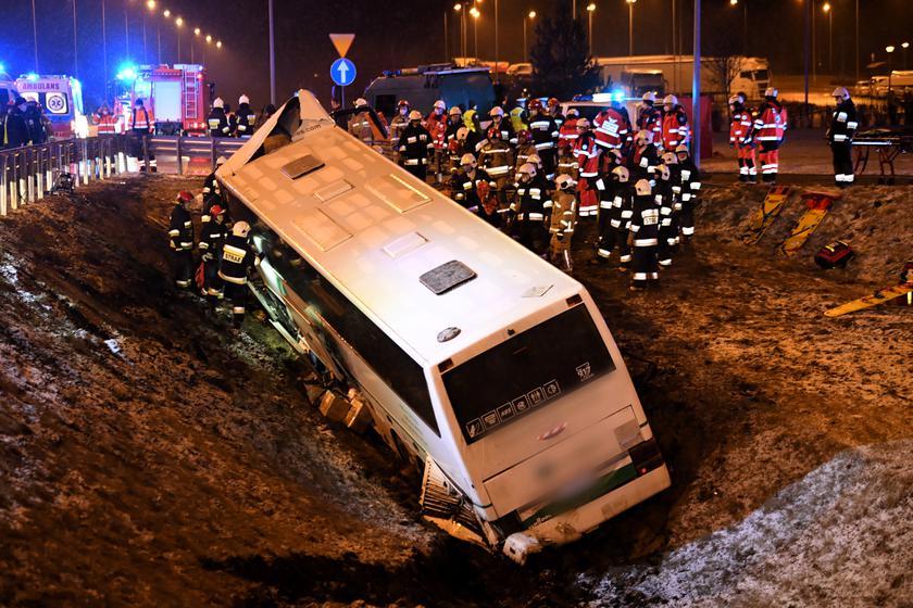 автобус польща Фото: PAP