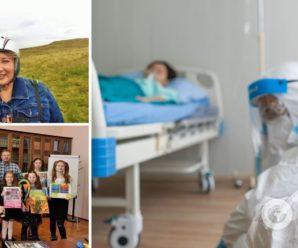 12 дітей лишилися сиротами: З різницею в тиждень від COVID-19 померло багатодітне подружжя Діана та Володимир (ФОТО)