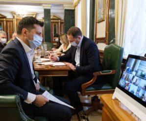 Зеленський – Україні потрібно розробити систему «паспортів вакцинації»