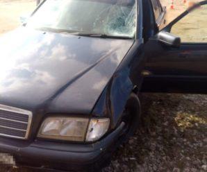 Аварію зафіксувала камера: легковик на швидкості збив школярку, дівчинка загинула на місці (відео 18+)