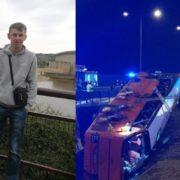 """""""Віз гроші на операцію для батька"""": українець, який потрапив в аварію в Польщі, потребує допомоги"""