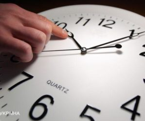 Сьогодні Україна переходить на літній час